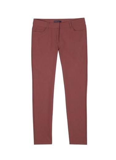 Love'n Fashion Paris Pantolon Taba